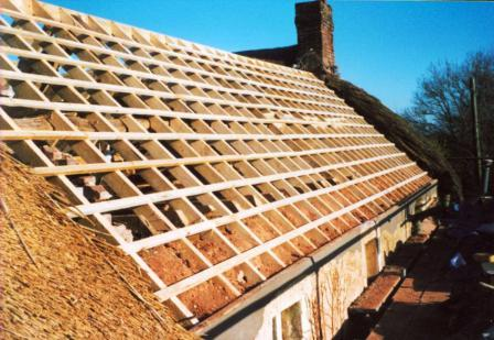 New Roof Timberwork