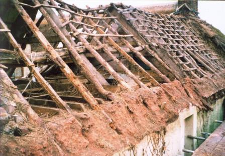 Old Roof Timberwork
