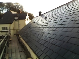 New Roof After Work